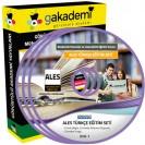 ALES Türkçe Konu Anlatımlı Görüntülü Eğitim Seti 18 DVD