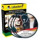 ALES Sayısal ve Sözel Mantık Çözümlü Soru Bankası Seti 11 DVD