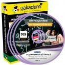 DGS Matematik Görüntülü Eğitim Seti 48 DVD