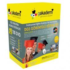 DGS Görüntülü Eğitim Seti 100 DVD