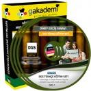 DGS Türkçe Görüntülü Eğitim Seti 22 DVD