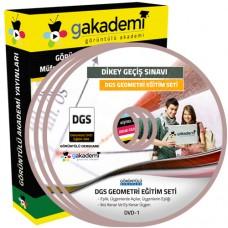 DGS Geometri Görüntülü Eğitim Seti 30 DVD