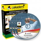 DGS Matematik Çözümlü Soru Bankası Eğitim Seti 26 DVD