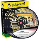 10. Sınıf Tarih Görüntülü Eğitim Seti 7 DVD