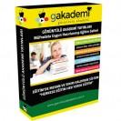 İlköğretim 2. Sınıf Tüm Dersler Görüntülü Eğitim Seti 17 DVD