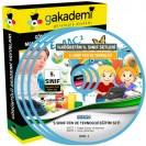 İlköğretim 5. Sınıf Fen Bilimleri Görüntülü Eğitim Seti 7 DVD