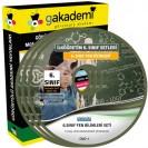 İlköğretim 6.Sınıf Fen Bilimleri Görüntülü Eğitim Seti 7 DVD