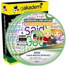 İlköğretim 6. Sınıf İngilizce Görüntülü Eğitim Seti 7 DVD
