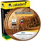 7.Sınıf Din Kültürü ve Ahlak Bilgisi Görüntülü Eğitim Seti 6 DVD