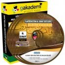İlköğretim 8. Sınıf Din Kültürü ve Ahlak Bilgisi Görüntülü Eğitim Seti 5 DVD