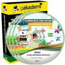 8.Sınıf Matematik Görüntülü Eğitim Seti 8 DVD