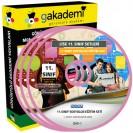 11.Sınıf Sosyoloji Görüntülü Eğitim Seti 6 DVD