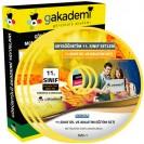 11.Sınıf Dil ve Anlatım Görüntülü Eğitim Seti 3 DVD