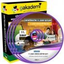 11.Sınıf Kimya Görüntülü Eğitim Seti 6 DVD
