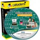 11.Sınıf Matematik Görüntülü Eğitim Seti 8 DVD