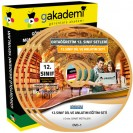 12.Sınıf Dil ve Anlatım Görüntülü Eğitim Seti 4 DVD