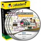 12.Sınıf İngilizce Görüntülü Eğitim Seti 6 DVD