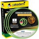 6.Sınıf Din Kültürü ve Ahlak Bilgisi Görüntülü Eğitim Seti 4 DVD