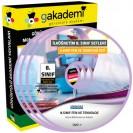 8.Sınıf Fen ve Teknoloji Görüntülü Eğitim Seti 8 DVD