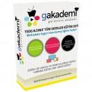 TEOG 8.Sınıf Tüm Dersler Görüntülü Eğitim Seti 52 DVD