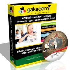 İmam Hatip 11. Sınıf Arapça Eğitim Seti 7 DVD