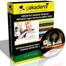İmam Hatip 11. Sınıf Tefsir Eğitim Seti 4 DVD