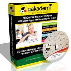 İmam Hatip 12. Sınıf Arapça Eğitim Seti 8 DVD