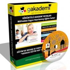 İmam Hatip 12. Sınıf İslam Tarihi Eğitim Seti 10 DVD
