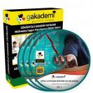 KPSS A İktisat İktisadi Büyüme ve Kalkınma Eğitim Seti 1 DVD