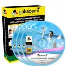 KPSS A İktisat Okulları Eğitim Seti 2 DVD