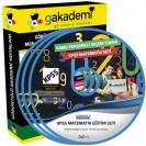 KPSS Matematik Görüntülü Eğitim Seti 21 DVD