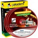 KPSS Vatandaşlık Görüntülü Eğitim Seti 12 DVD
