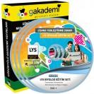LYS Biyoloji Görüntülü Eğitim Seti 14 DVD