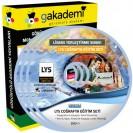 LYS Coğrafya Görüntülü Eğitim Seti 16 DVD