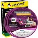 LYS Geometri Görüntülü Eğitim Seti 15 DVD