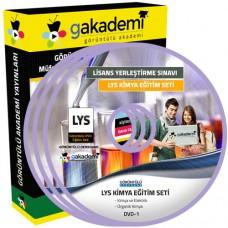 LYS Kimya Görüntülü Eğitim Seti 16 DVD