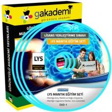 LYS Mantık Görüntülü Eğitim Seti 6 DVD