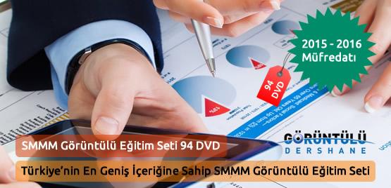 SMMM Görüntülü Eğitim Seti
