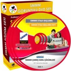 SMMM Staja Ba�lama ��km�� Soru ��z�mleri Seti 15 DVD