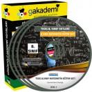 TEOG 8.Sınıf Matematik Görüntülü Eğitim Seti 9 DVD