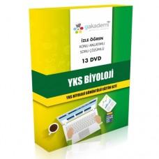 YKS Biyoloji Görüntülü Eğitim Seti 13 DVD