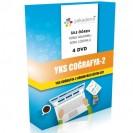 YKS Coğrafya 2 Görüntülü Eğitim Seti 4 DVD