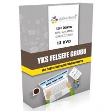 YKS Felsefe Görüntülü Eğitim Seti 13 DVD