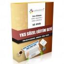 YKS Sözel Görüntülü Eğitim Seti 55 DVD