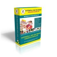 İlköğretim 4. Sınıf Tüm Dersler Görüntülü DVD Seti