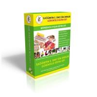 İlköğretim 5. Sınıf Tüm Dersler Görüntülü DVD Seti