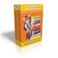 İlköğretim 6. Sınıf Tüm Dersler Görüntülü DVD Seti