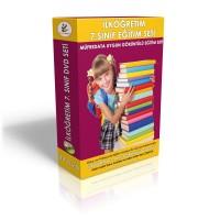 İlköğretim 7. Sınıf Tüm Dersler Görüntülü DVD Seti