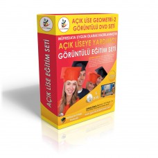 Açıklise Geometri 2 Görüntülü Eğitim Seti