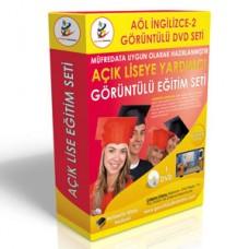 Açık Lise İngilizce 2 Eğitim Seti